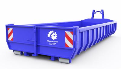 huren container bouwafval